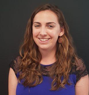 A headshot of Hannah Green